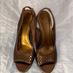 Franco Sarto Artist's Collection Heels